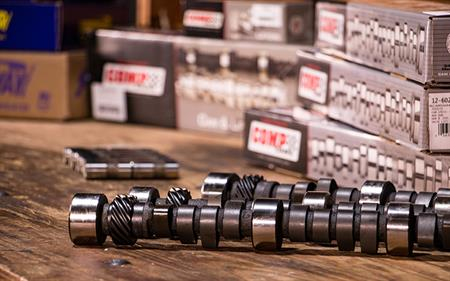 Choosing a Camshaft