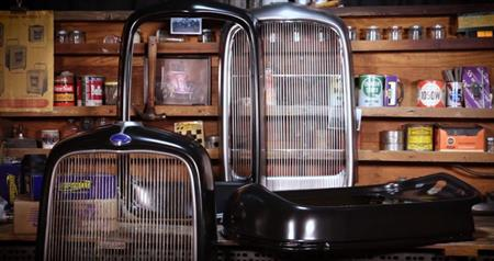 Speedway Tech Talk - '32 Ford Grille Shell & Insert Options