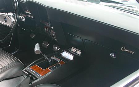 RetroSound SCP29 GM Licensed Pontiac Firebird Logo Radio Dial Screen Protector