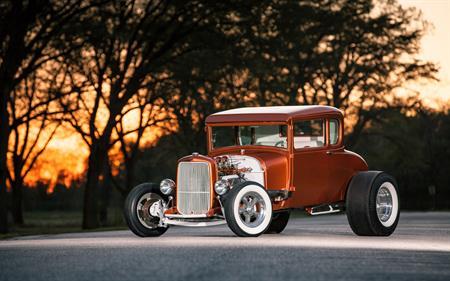 Ford Model A Tudor Sedan Rear Cross Member 28,29,30,31 1928,1929,1930,1931