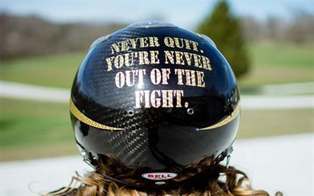 1320 Top Air SNELL15 SM Flat Black Helmet