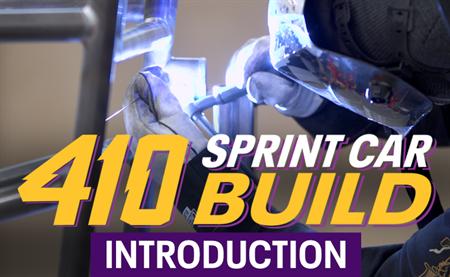 Steering Gauges 410 Sprint Car Build