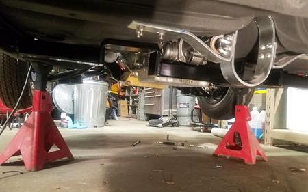 Lakewood 18000 Drive Shaft Safety Loop