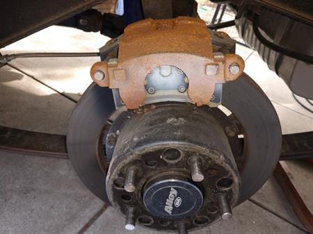 "Helix 324200 Universal adj FW 8/"" Single Brake Pedal kit Drum~3in Blk Pad"