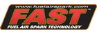 FAST Fuel Air Spark Technology Logo
