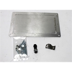 Brake Master Cylinder Access Plates