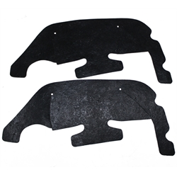 Suspension Control Arm Covers