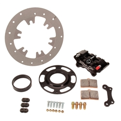 Disc Brake Rotor and Hub Assemblies