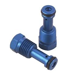Engine Oil Passage Screw Plugs