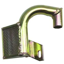Engine Oil Pump Pickup Tube with Screens