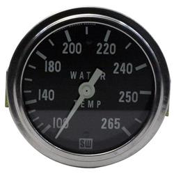 Engine Coolant Temperature Gauges