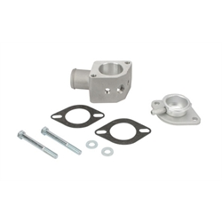 Thermostat, Gasket, and Housing