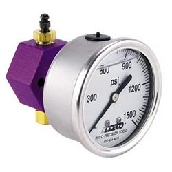 Brake Hydraulic System Pressure Bleeder Pressure Gauges