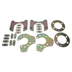 Disc Brake Caliper Bracket Sets