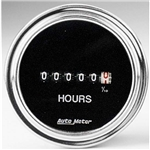 Hour Meter Gauges