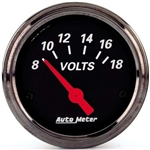 Voltmeter Gauges