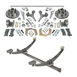 Axle Steering and Brake Kits