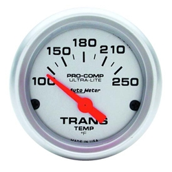 Transmission Temperature Gauges