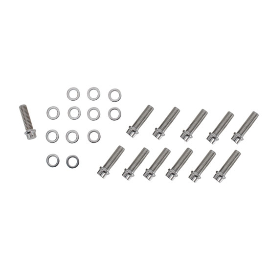 ARP Fasteners 334-2103 1.250 Stainless Steel Intake Bolts, 3/8-16 Thread