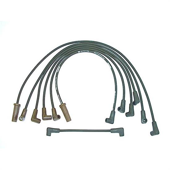 ACCEL 116001 Spark Plug Wire Set, 1987-1991 GM, 7 Piece Set