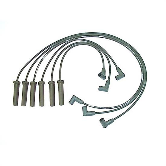 ACCEL 116042 Spark Plug Wire Set, 1993-1996 GM, 6 Piece Set