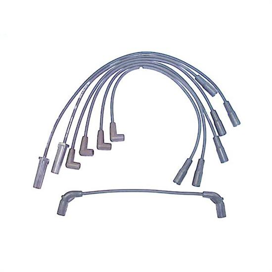 ACCEL 116056 Spark Plug Wire Set, 1996-2000 GM, 7 Piece Set