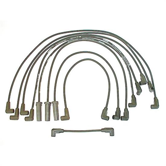 ACCEL 118036 Spark Plug Wire Set, 1987-1988 GM, 9 Piece Set