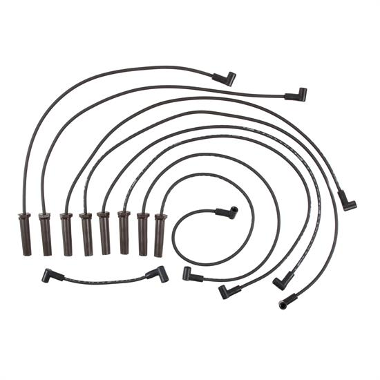 ACCEL 118067 Spark Plug Wire Set, 1991-1998 GM, 9 Piece Set
