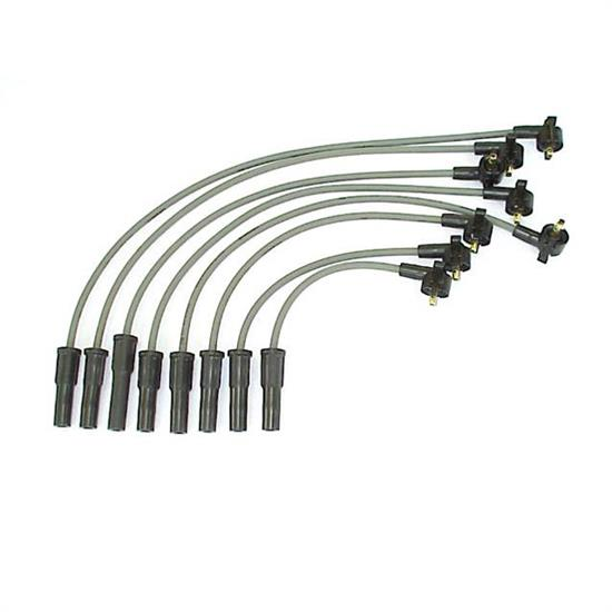 ACCEL 124005 Spark Plug Wire Set, 1989-1991 Ford, 8 Piece Set