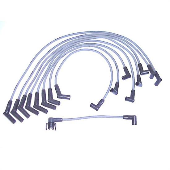 ACCEL 128009 Spark Plug Wire Set, 1989-1991 Ford, 9 Piece Set