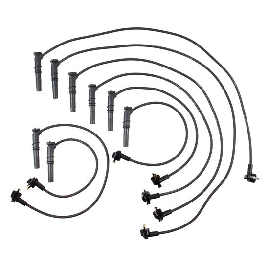 ACCEL 128030 Spark Plug Wire Set, 1999 Ford, 8 Piece Set