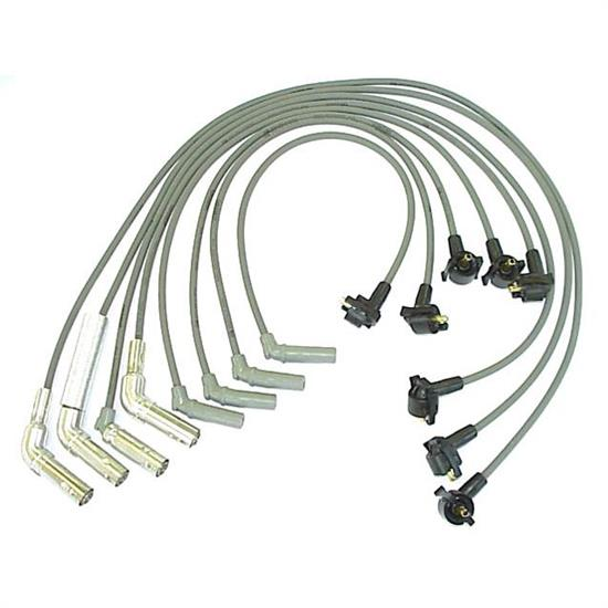ACCEL 128039 Spark Plug Wire Set, 1998-2001 Ford, 8 Piece Set