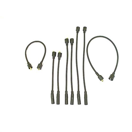 ACCEL 136004 Spark Plug Wire Set, 1975-1987 Chrysler, 8 Piece Set