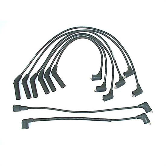 ACCEL 136013 Spark Plug Wire Set, 1987-1995 Chrysler, 8 Piece Set