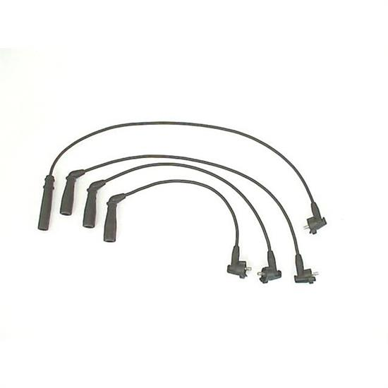ACCEL 154035 Spark Plug Wire Set, 1993-1994 TMC, 4 Piece Set
