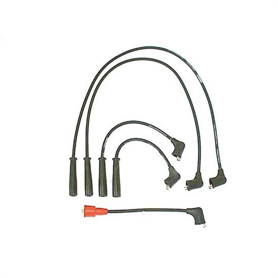 ACCEL 184011 Spark Plug Wire Set, 1985-1994 Subaru, 5 Piece Set