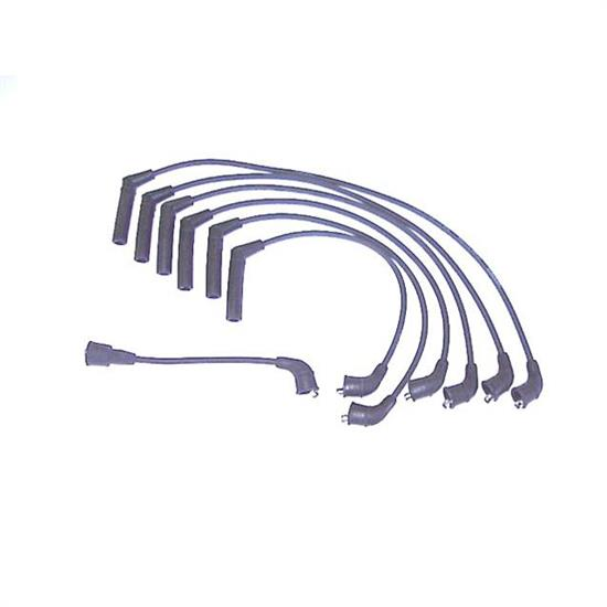 ACCEL 186020 Spark Plug Wire Set, 1997-1999 Mitsubishi, 7 Piece Set