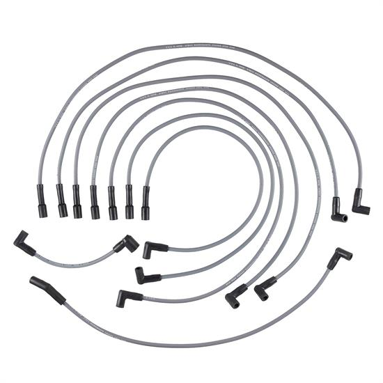 ACCEL 228002 Endurance Plus Wire Set, 1980-1982 Ford, 9 Piece Set