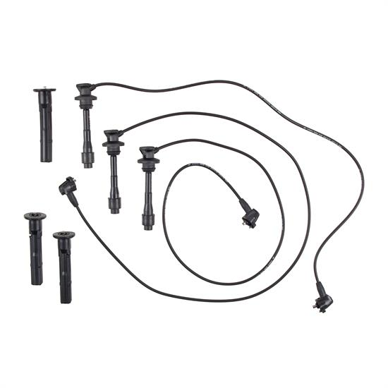 ACCEL 556003 Spark Plug Wire And Coil Boot Kit, 1996-2001 TMC