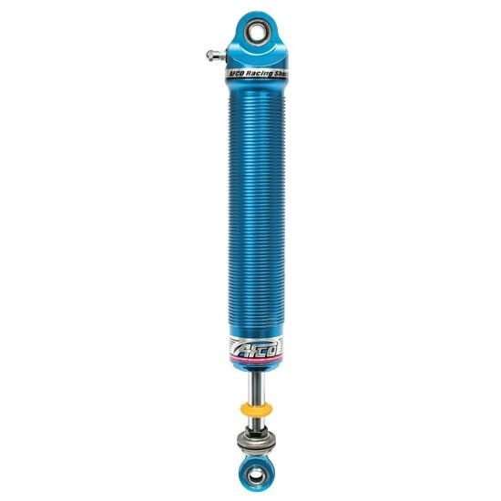 AFCO 21 Series Large Body Threaded Non-Adj. Gas Shock, 9 Inch, 5 Valve RT