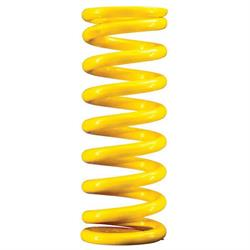 AFCO Yellow 2-5/8 I.D. Coil-Over Springs, 10 Inch