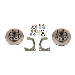 AFCO 10 Inch Hybrid Brake Rotor Conversion Kit