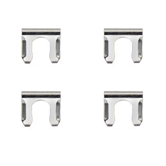 AFCO 40260 Brake Fitting Clips, Set of 4