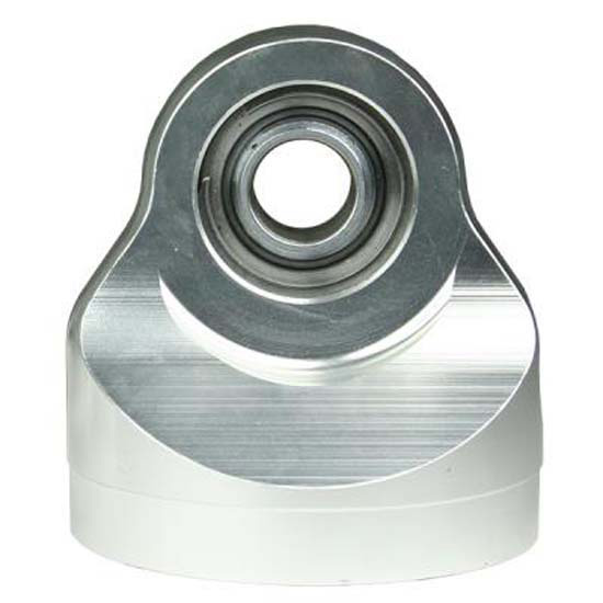 AFCO 550010104 End cap Assy. T2 Aluminum With 1/2 Inch Bearing Clear