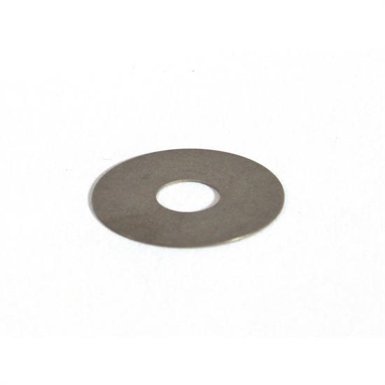 AFCO 550080103-25 Shock Shim 1.550, Thick Bleed 1/2 Notch 25 Pack