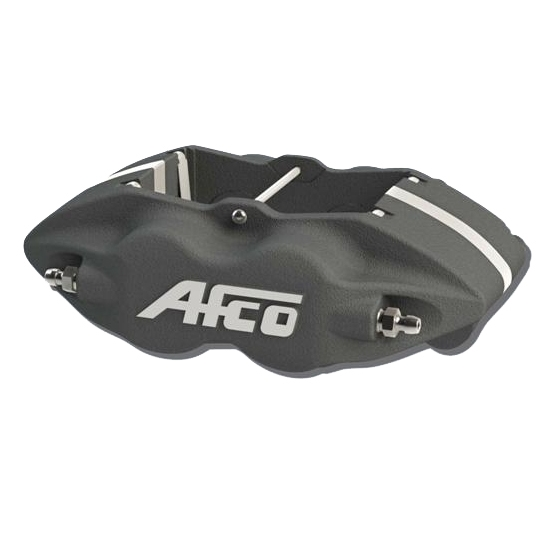 AFCO 6630120 F33 Forged Aluminum Caliper-.810 In Rotor-1-3/4 In Piston
