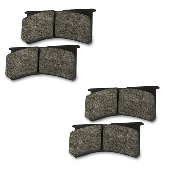 Afco 6651012 SR33 Compound Brake Pad for F88/SL Caliper
