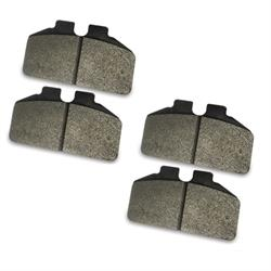 AFCO 6655021 F33 C2 Compound Brake Pads for 3/8 Inch Rotor