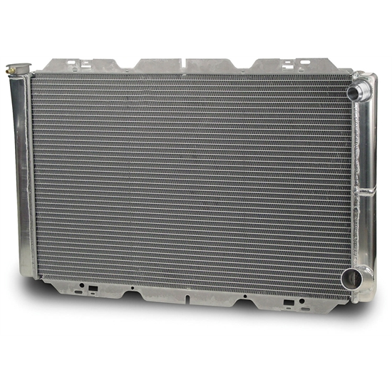 AFCO 80102NDP-16 32 Inch Double Pass Racing Radiator, -16
