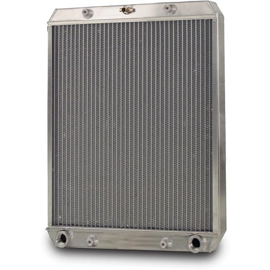 AFCO 80108NR Dragster/Roadster Double Pass Radiator